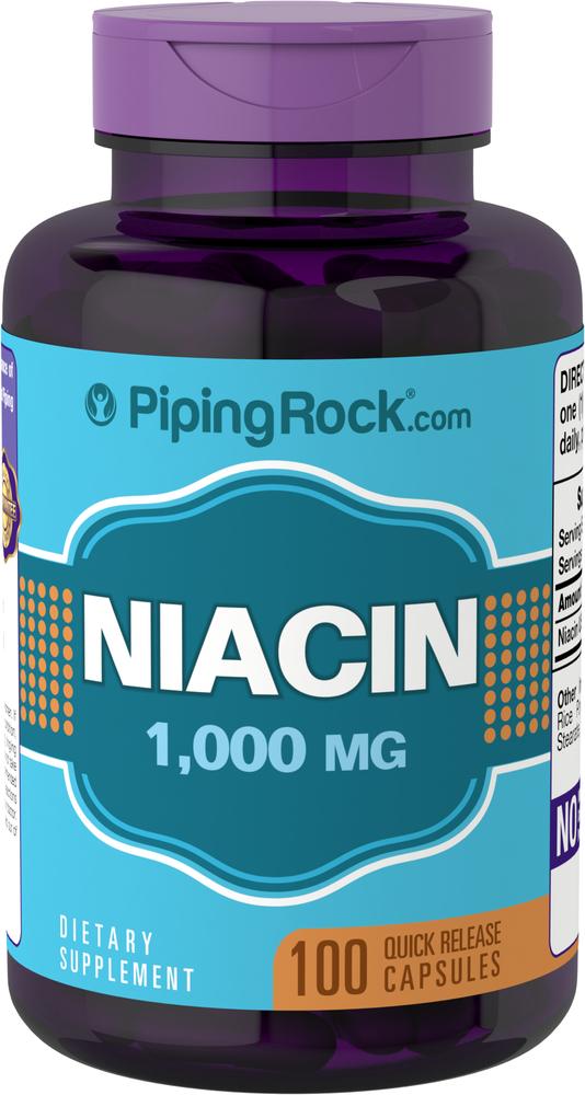 niacin flush